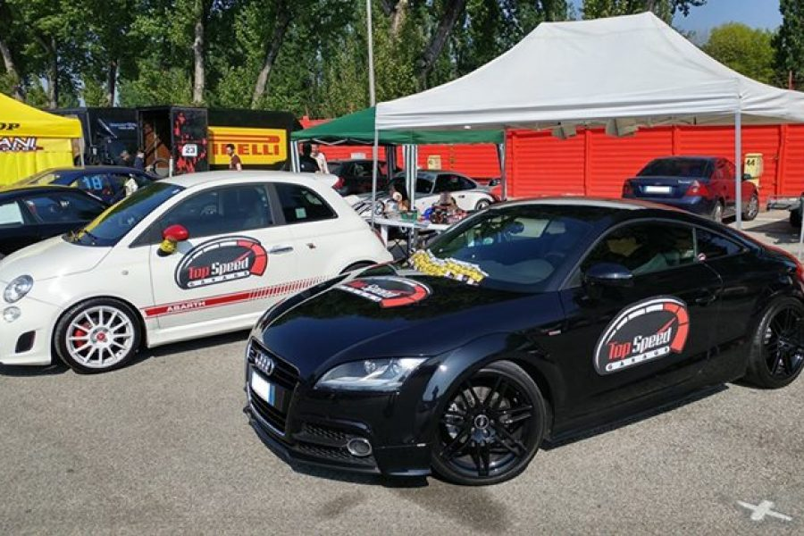 Imola 9 aprile 2017: Top Speed Garage c'era…